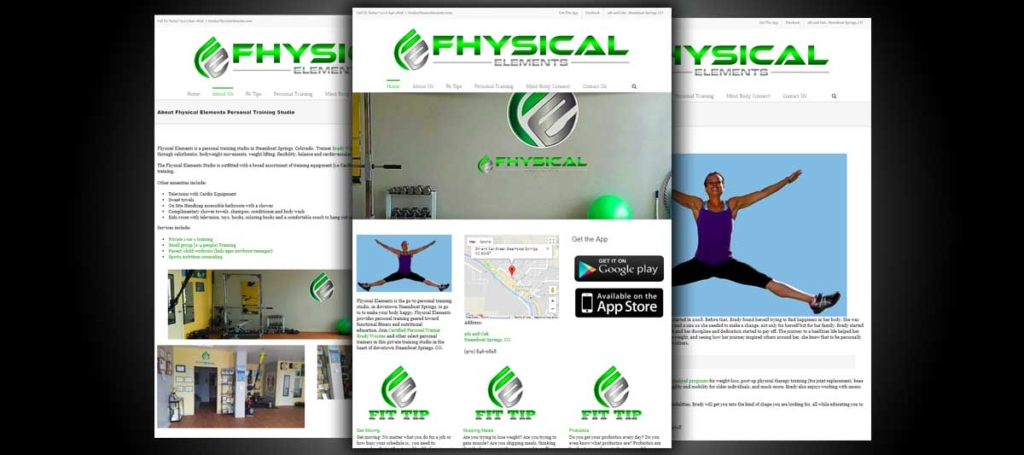 Fhysical Elements Portfolio