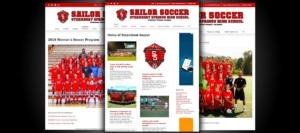 Steamboat Sailor Soccer Portfolio