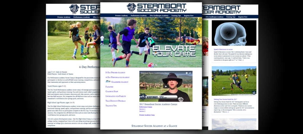 Steamboat Soccer Academy 2020