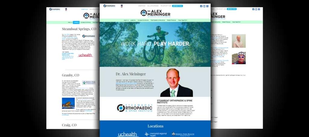 Dr. Alex Meininger Portfolio